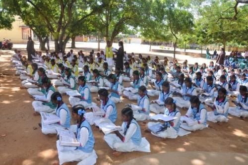 Education Ministry Tamil nadu