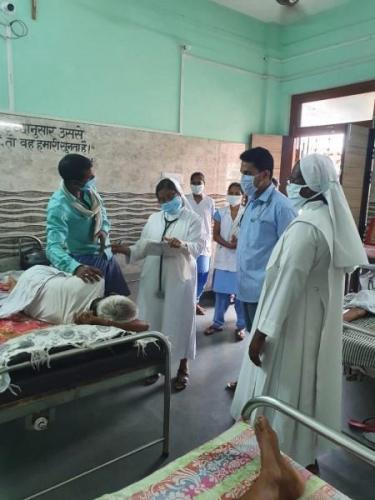 North India medical mission