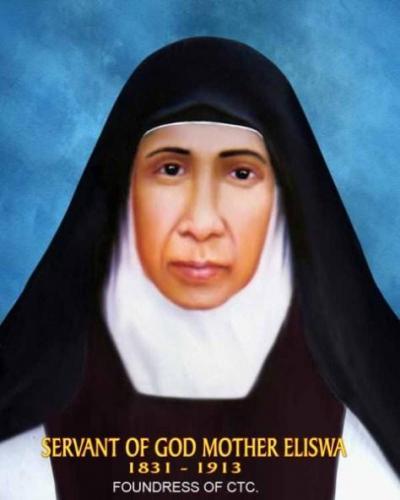Mother Eliswa orginal copy